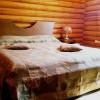 шестиместный сруб двуспальная кровать